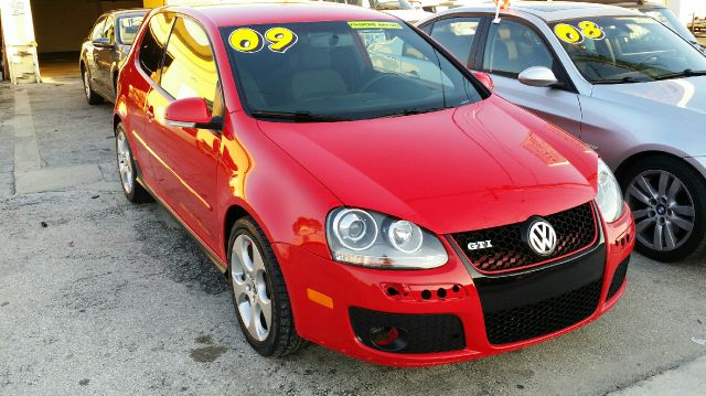 2009 VOLKSWAGEN GTI 20T COUPE PZEV red abs brakesair conditioningalloy wheelsamfm radioanti-