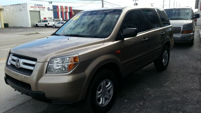 2006 HONDA PILOT LX gold abs brakesair conditioningalloy wheelsamfm radioanti-brake system 4
