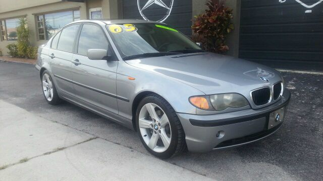 2005 BMW 3 SERIES 325I SEDAN gray abs brakesair conditioningalloy wheelsamfm radioanti-brake