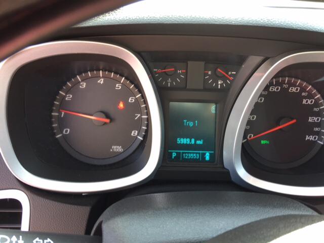 2010 Chevrolet Equinox LT 4dr SUV w/1LT - Montandon PA
