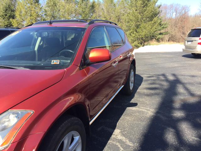 2007 Nissan Murano AWD SL 4dr SUV - Montandon PA