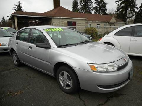 2004 Saturn Ion for sale in Vancouver, WA