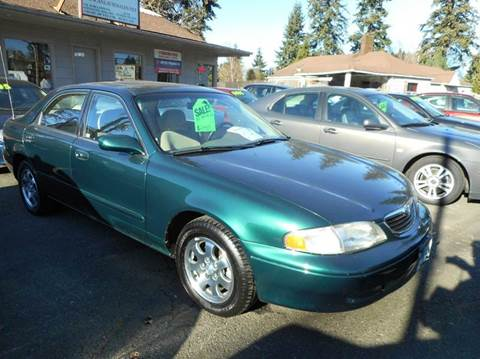 1998 Mazda 626 for sale in Vancouver, WA