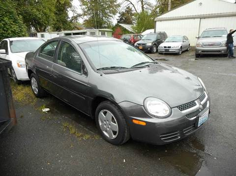 2003 Dodge Neon for sale in Vancouver, WA
