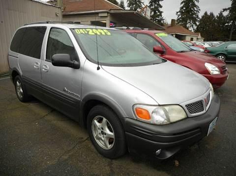 2003 Pontiac Montana for sale in Vancouver, WA