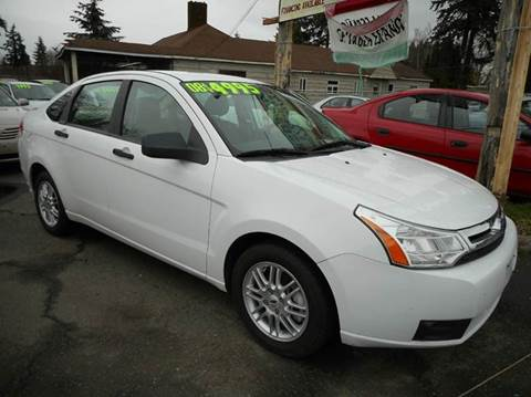 2008 Ford Focus for sale in Vancouver, WA