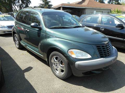 2001 Chrysler PT Cruiser for sale in Vancouver, WA