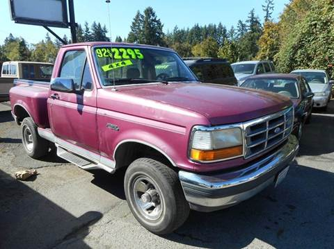 1992 Ford F-150 for sale in Vancouver, WA