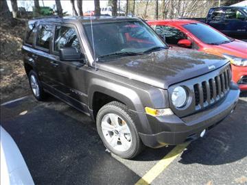 2016 Jeep Patriot for sale in Newberry, MI