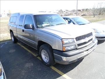 2003 Chevrolet Silverado 1500 for sale in Newberry, MI