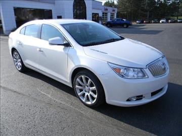 2012 Buick LaCrosse for sale in Newberry, MI