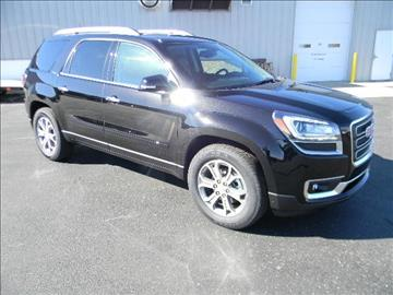 2016 GMC Acadia for sale in Newberry, MI
