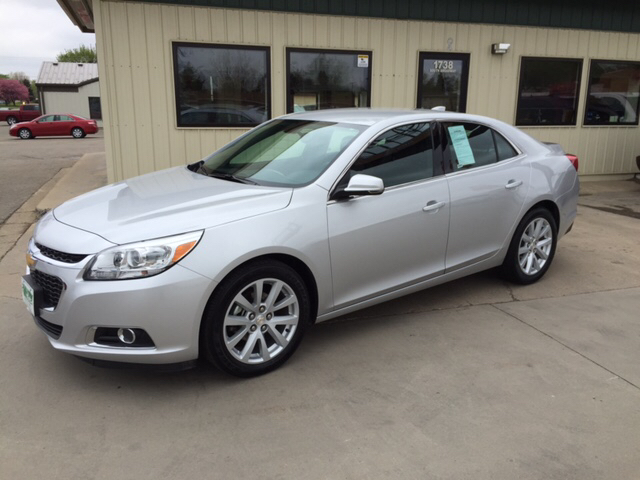 2015 chevrolet malibu lt 4dr sedan w 2lt in minot bismarck. Black Bedroom Furniture Sets. Home Design Ideas