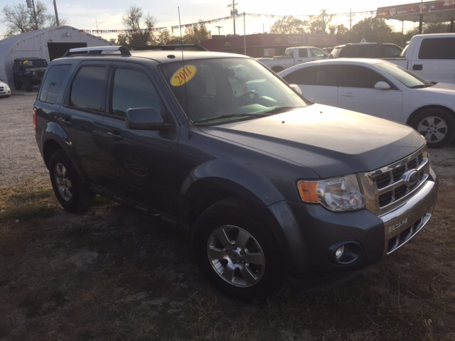 2011 Ford Escape Limited AWD 4dr SUV - Great Bend KS