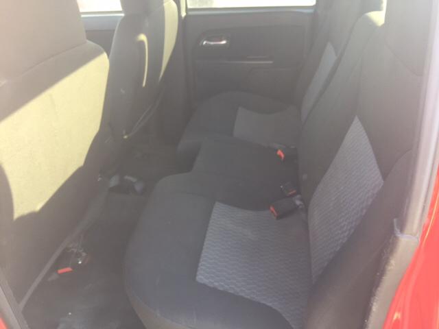 2011 Chevrolet Colorado LT 4x4 4dr Crew Cab w/1LT - Great Bend KS