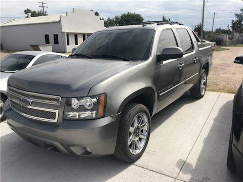 2007 Chevrolet Avalanche for sale in Great Bend, KS