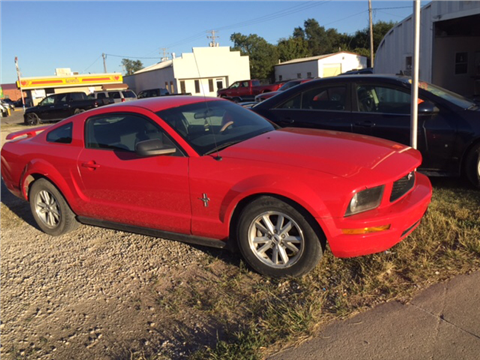2006 Ford Mustang for sale in Great Bend, KS