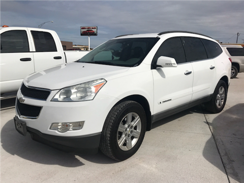 2009 Chevrolet Traverse for sale in Great Bend, KS