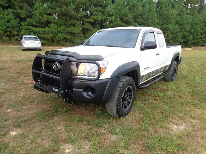 2011 toyota tacoma base 4x4 4dr access cab 6 1 ft sb 5m de queen ar. Black Bedroom Furniture Sets. Home Design Ideas
