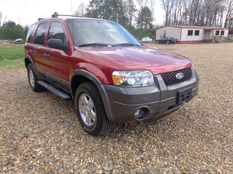 2006 Ford Escape for sale in De Queen, AR