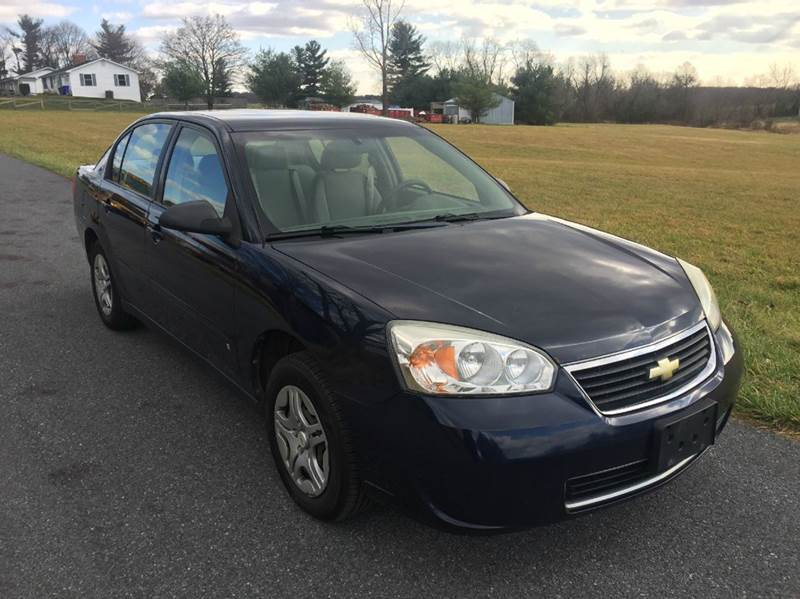 2007 Chevrolet Malibu LS Fleet 4dr Sedan I4 - Woodbine MD