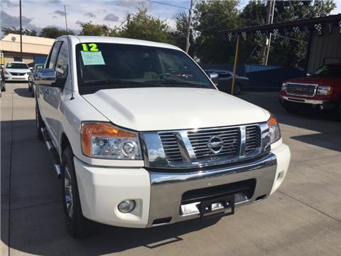 Nissan Titan For Sale Tulsa Ok