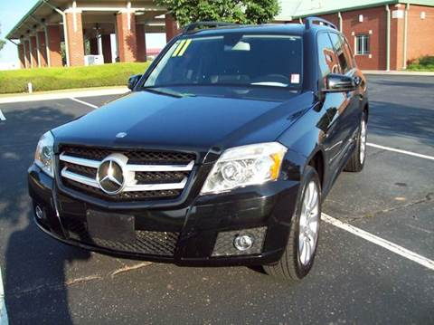 2011 Mercedes-Benz GLK for sale in Tulsa OK