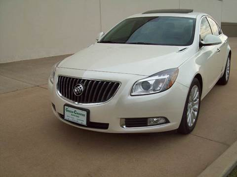 2013 Buick Regal For Sale