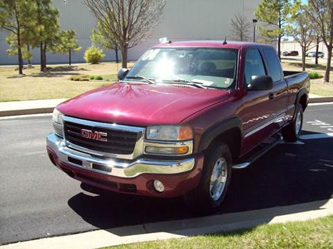2004 GMC Sierra 1500 for sale in Tulsa, OK