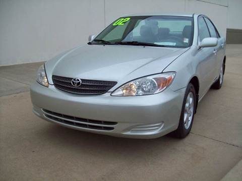 2002 Toyota Camry for sale in Tulsa, OK