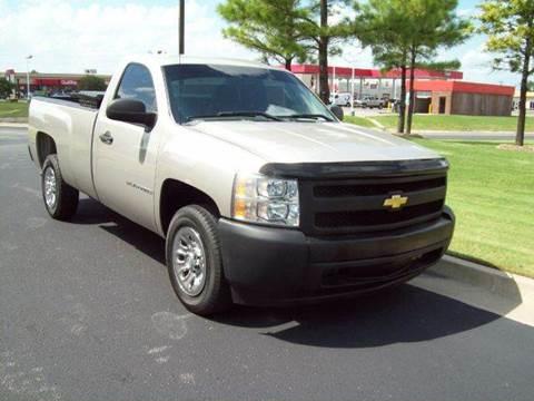 2008 Chevrolet Silverado 1500 for sale in Tulsa, OK