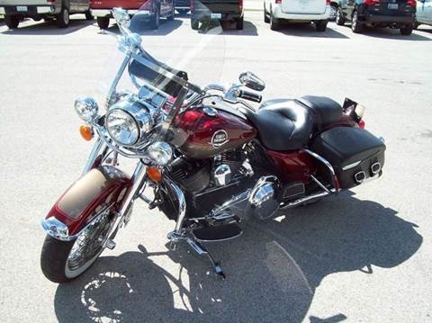 2009 Harley-Davidson FLH for sale in Tulsa OK