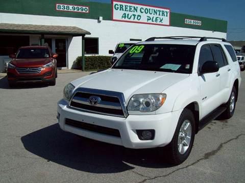 2009 Toyota 4Runner for sale in Tulsa, OK