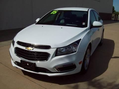2015 Chevrolet Cruze for sale in Tulsa, OK