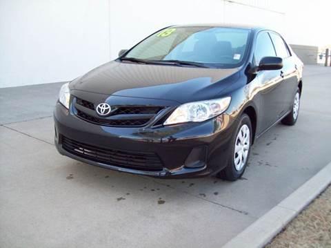 2013 Toyota Corolla for sale in Tulsa, OK