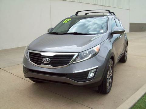 2012 Kia Sportage for sale in Tulsa, OK