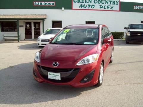 2015 Mazda MAZDA5 for sale in Tulsa OK