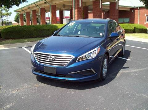 2016 Hyundai Sonata for sale in Tulsa OK