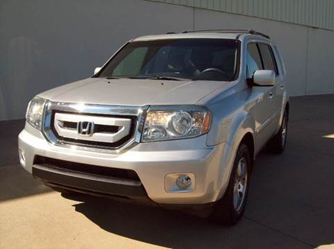 2011 Honda Pilot for sale in Tulsa, OK