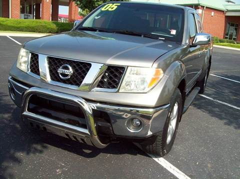 2005 Nissan Frontier for sale in Tulsa OK