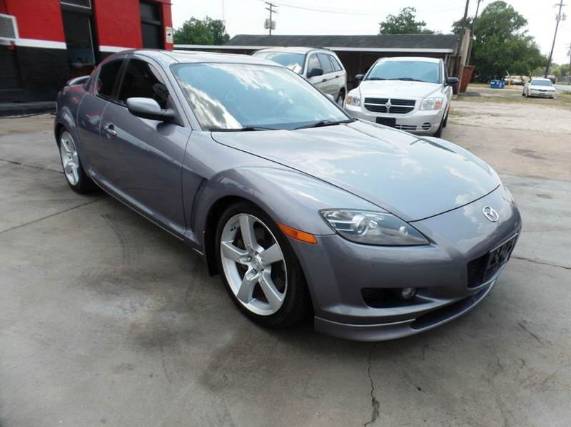 mazda rx 8 for sale in texas. Black Bedroom Furniture Sets. Home Design Ideas