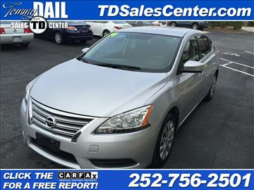 2014 Nissan Sentra for sale in Farmville, NC