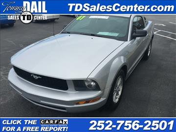 2007 Ford Mustang for sale in Farmville, NC
