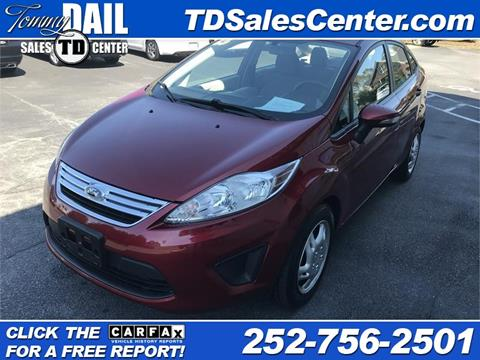 2013 Ford Fiesta for sale in Farmville, NC