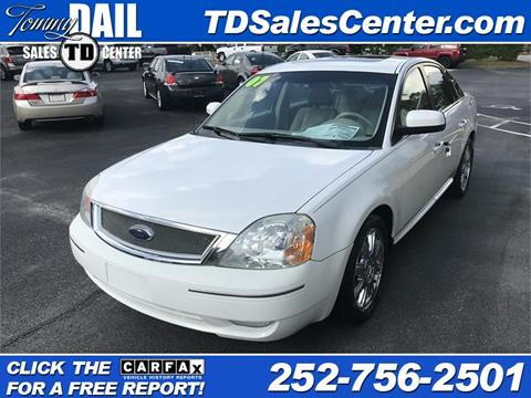 2007 Ford Five Hundred for sale in Farmville, NC