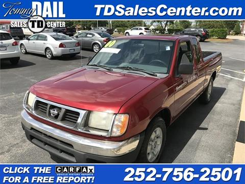 2000 Nissan Frontier for sale in Farmville, NC