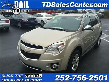 2012 Chevrolet Equinox for sale in Farmville, NC