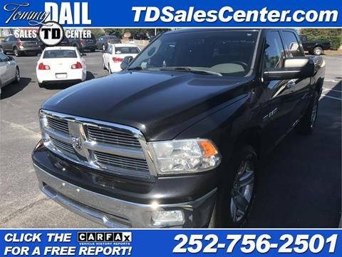 2010 Dodge Ram Pickup 1500 for sale in Farmville, NC