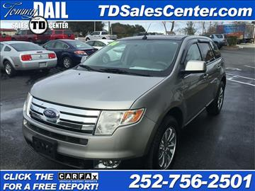 2008 Ford Edge for sale in Farmville, NC