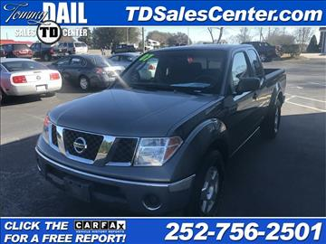 2007 Nissan Frontier for sale in Farmville, NC